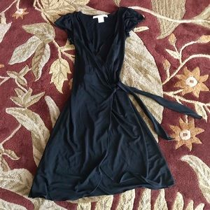 NWOT. Max Studio wrap around dress